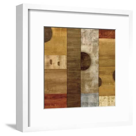 Roundabout II-Brent Nelson-Framed Art Print