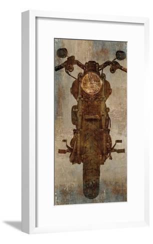 Straight Away-Dylan Matthews-Framed Art Print