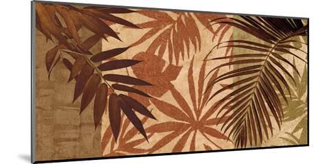 Palm Treasure-Chris Donovan-Mounted Giclee Print