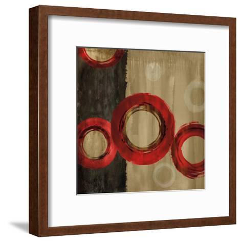 On A Roll I-Brent Nelson-Framed Art Print