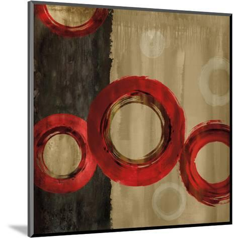 On A Roll I-Brent Nelson-Mounted Giclee Print