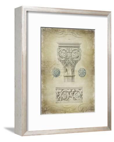 Ornamental I-Oliver Jeffries-Framed Art Print