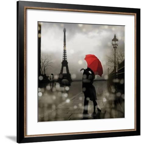 Paris Romance-Kate Carrigan-Framed Art Print