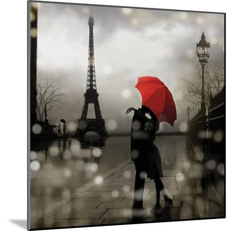 Paris Romance-Kate Carrigan-Mounted Giclee Print