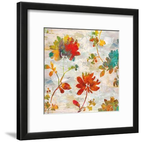 Garden View II-Erin Lange-Framed Art Print