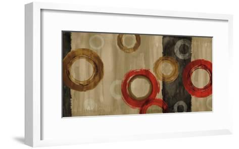 Passing Through-Brent Nelson-Framed Art Print