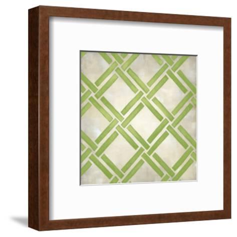 Classical Symmetry XIII-Chariklia Zarris-Framed Art Print