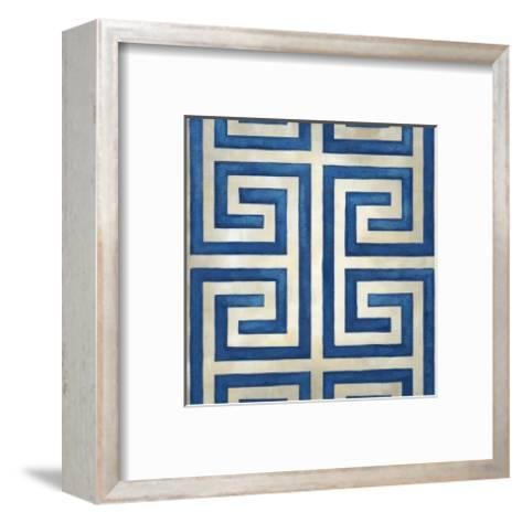 Classical Symmetry XVI-Chariklia Zarris-Framed Art Print