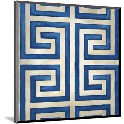 Classical Symmetry XVI-Chariklia Zarris-Mounted Limited Edition
