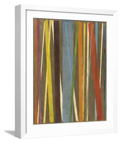 Vertical Verse II-Megan Meagher-Framed Art Print