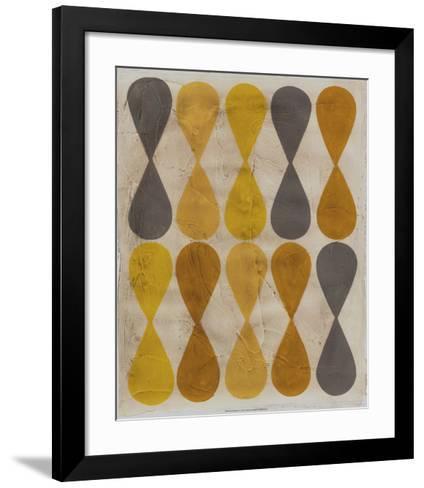 Raindrops IV-Chariklia Zarris-Framed Art Print