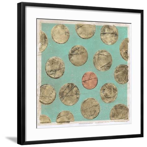 Dew Drops I-Vanna Lam-Framed Art Print
