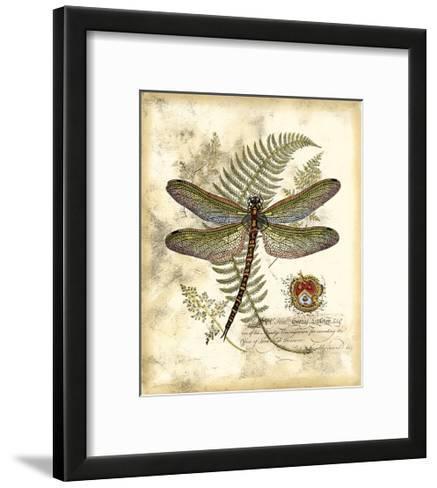 Regal Dragonfly I--Framed Art Print