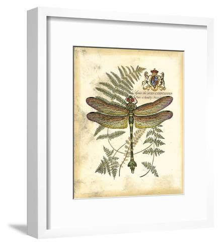 Regal Dragonfly III--Framed Art Print