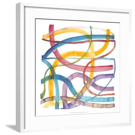The Road Back to You I-Kiana Mosley-Framed Art Print