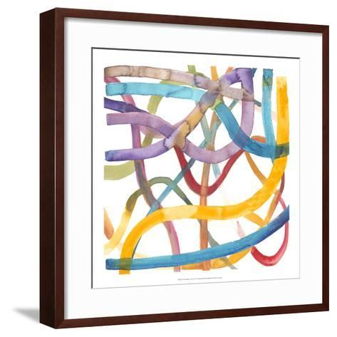 The Road Back to You II-Kiana Mosley-Framed Art Print