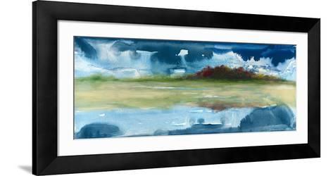 Mirrored-Sisa Jasper-Framed Art Print