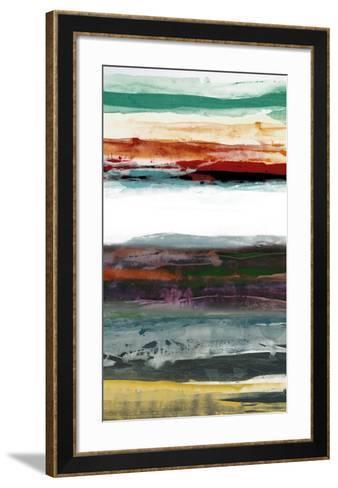 Primary Decision II-Sisa Jasper-Framed Art Print