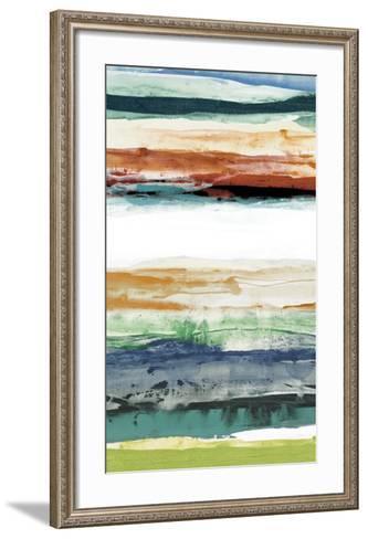 Primary Decision III-Sisa Jasper-Framed Art Print