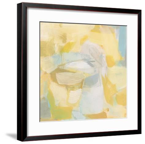 Golden Rose-Christina Long-Framed Art Print
