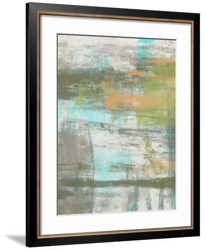 Color Strike I-Jennifer Goldberger-Framed Art Print