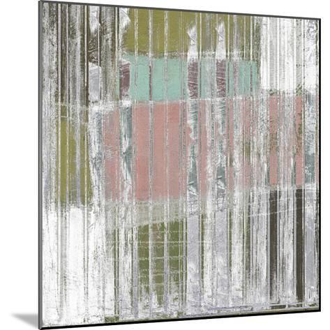 Linear Mix II-Jennifer Goldberger-Mounted Giclee Print