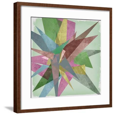 Burst I-Jennifer Goldberger-Framed Art Print