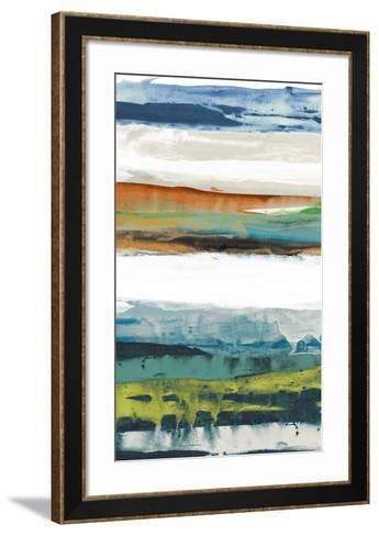 Primary Decision IV-Sisa Jasper-Framed Art Print