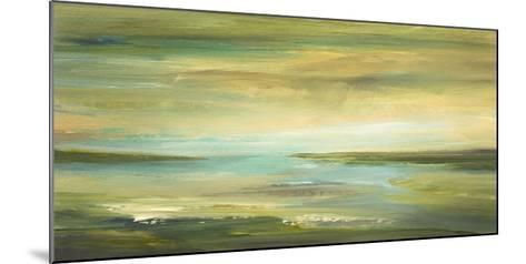 Shoreline II-Sheila Finch-Mounted Limited Edition