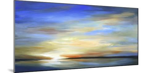 April Sky II-Sheila Finch-Mounted Limited Edition
