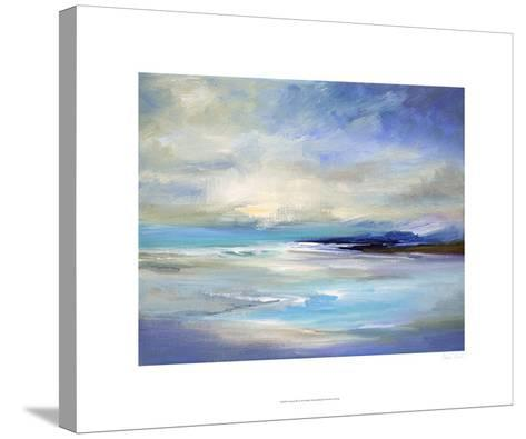 Tropical Bay-Sheila Finch-Stretched Canvas Print