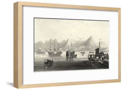 Scenes in China XII-T^ Allom-Framed Art Print