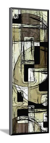 Scene Change V-James Burghardt-Mounted Art Print