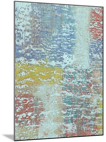 Bold Textures I-Jennifer Goldberger-Mounted Giclee Print