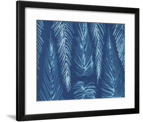 Cyanotype No.7-Renee W^ Stramel-Framed Art Print