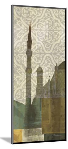 Eastern Spires III-James Burghardt-Mounted Art Print