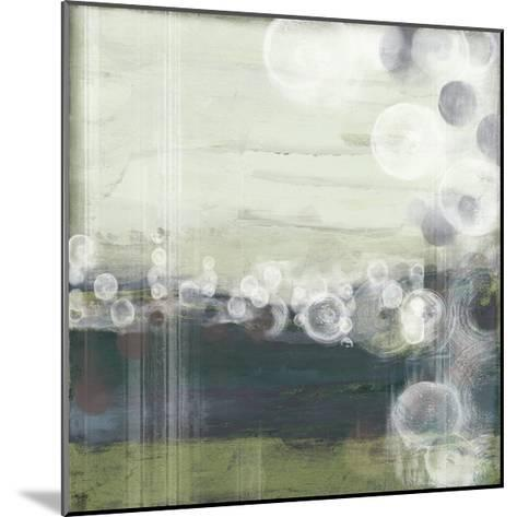 Horizon Spheres I-Jennifer Goldberger-Mounted Limited Edition