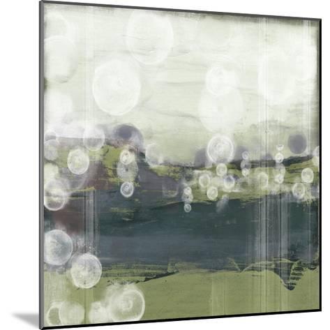 Horizon Spheres II-Jennifer Goldberger-Mounted Limited Edition
