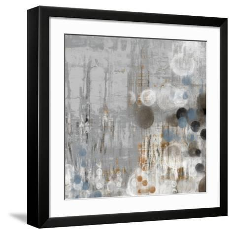 Bubbly I-Jennifer Goldberger-Framed Art Print