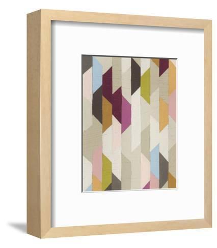 Confetti VIII-Erica J^ Vess-Framed Art Print