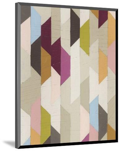 Confetti VIII-Erica J^ Vess-Mounted Limited Edition