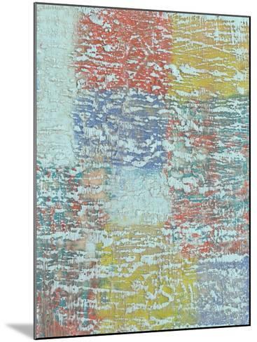 Bold Textures II-Jennifer Goldberger-Mounted Giclee Print