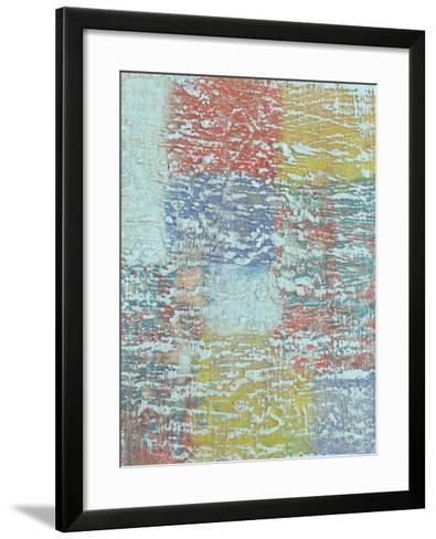 Bold Textures II-Jennifer Goldberger-Framed Art Print