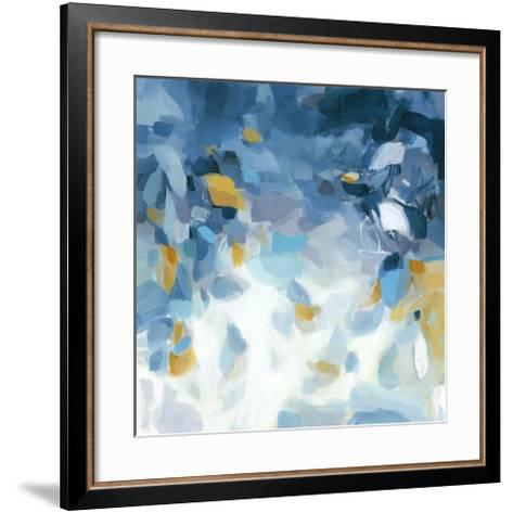 Blue Dreams-Christina Long-Framed Art Print