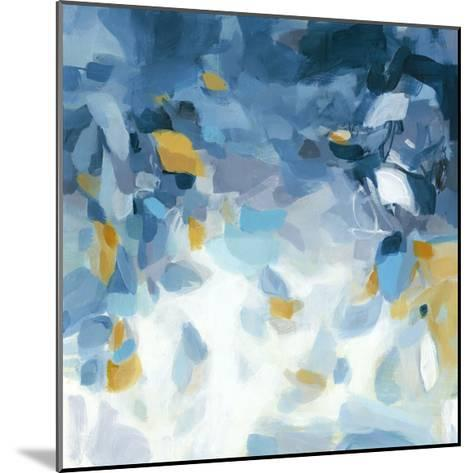 Blue Dreams-Christina Long-Mounted Limited Edition