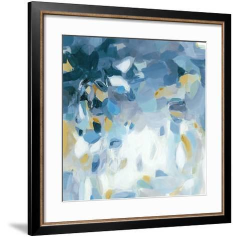 Summer Blues-Christina Long-Framed Art Print