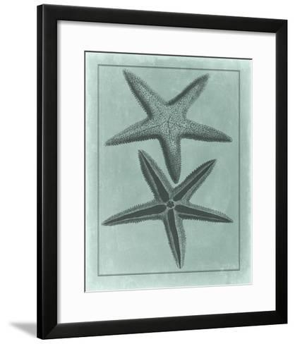 Spa Shell Collection VIII--Framed Art Print