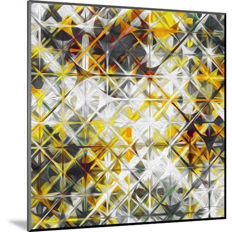 Starscreen II-James Burghardt-Mounted Art Print