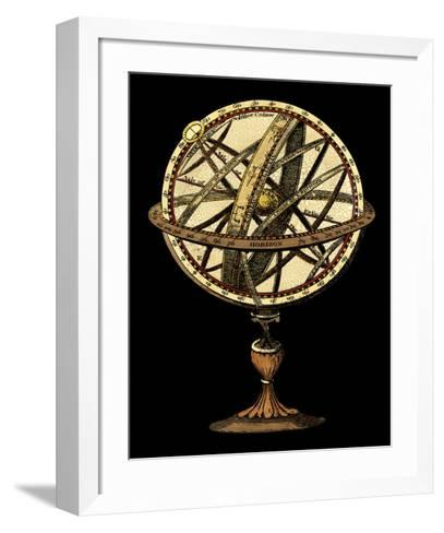 Sphere of the World I--Framed Art Print