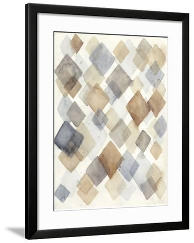 Parallel I-Megan Meagher-Framed Art Print